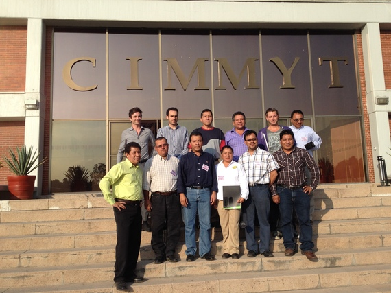 2014-11-20-ICTAandSNteamatCIMMYTinNov2013.JPG
