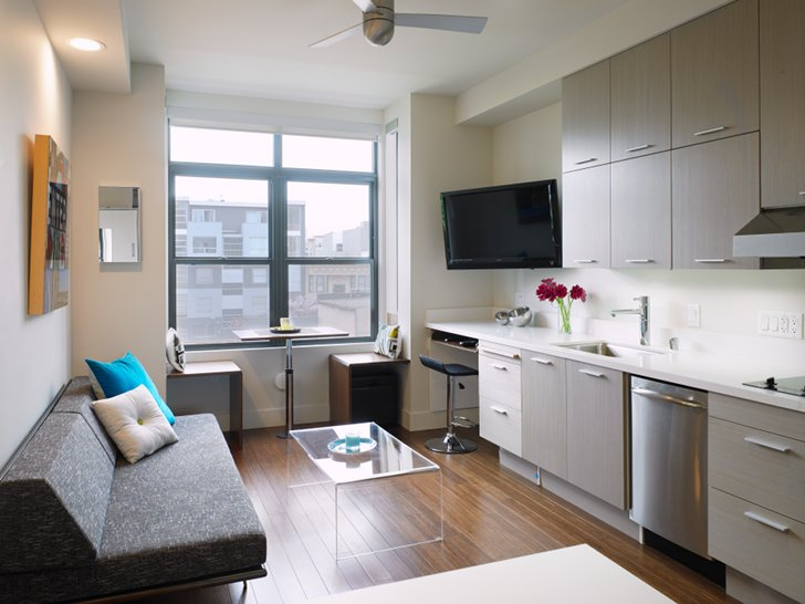 Big Ideas For Micro Living Trending In North America