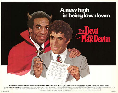 To Hell with Bill Cosby? Disney already did that with <em>The Devil and Max Devlin</em>