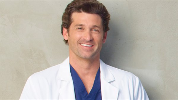 GreyS Anatomy Mcdreamy