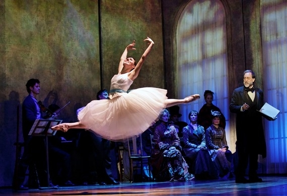 New York City Ballet Moves Review