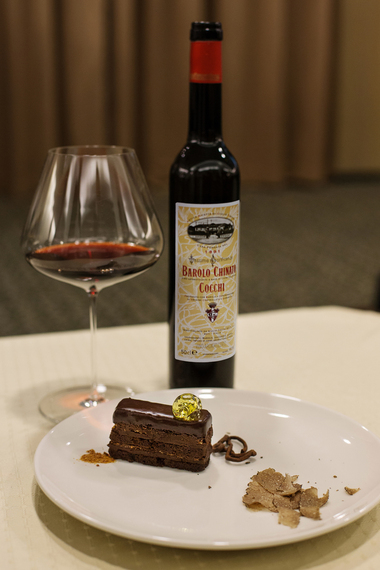Team Estonia - Chocolate Cake With A Touch Of Piemonte