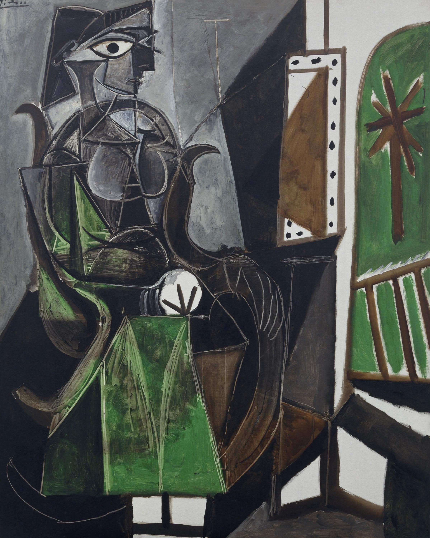 CultureZohn: Picasso Threeway, Part II, Picasso and ...
