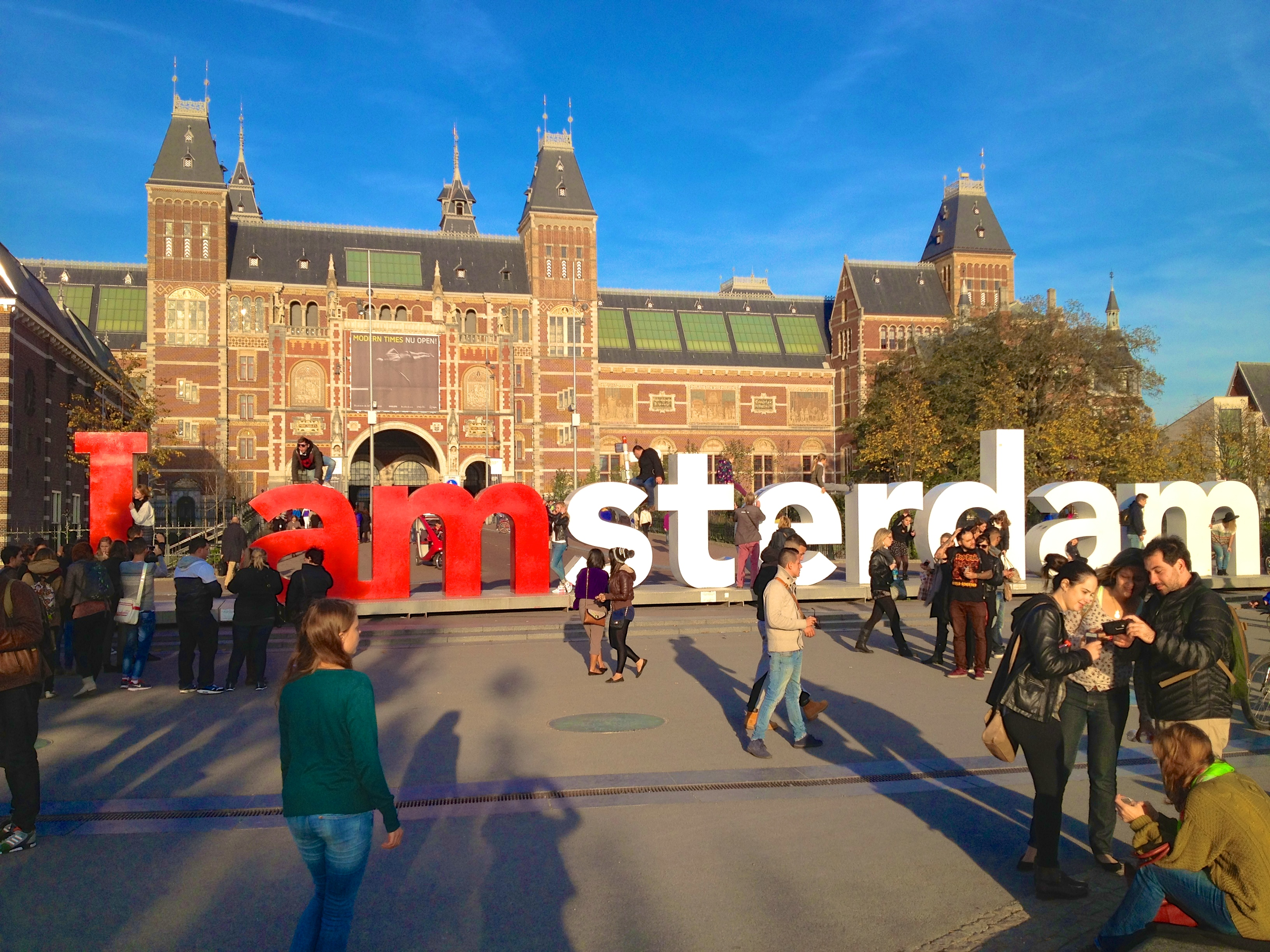Amsterdam Things To Do Attractions Must See