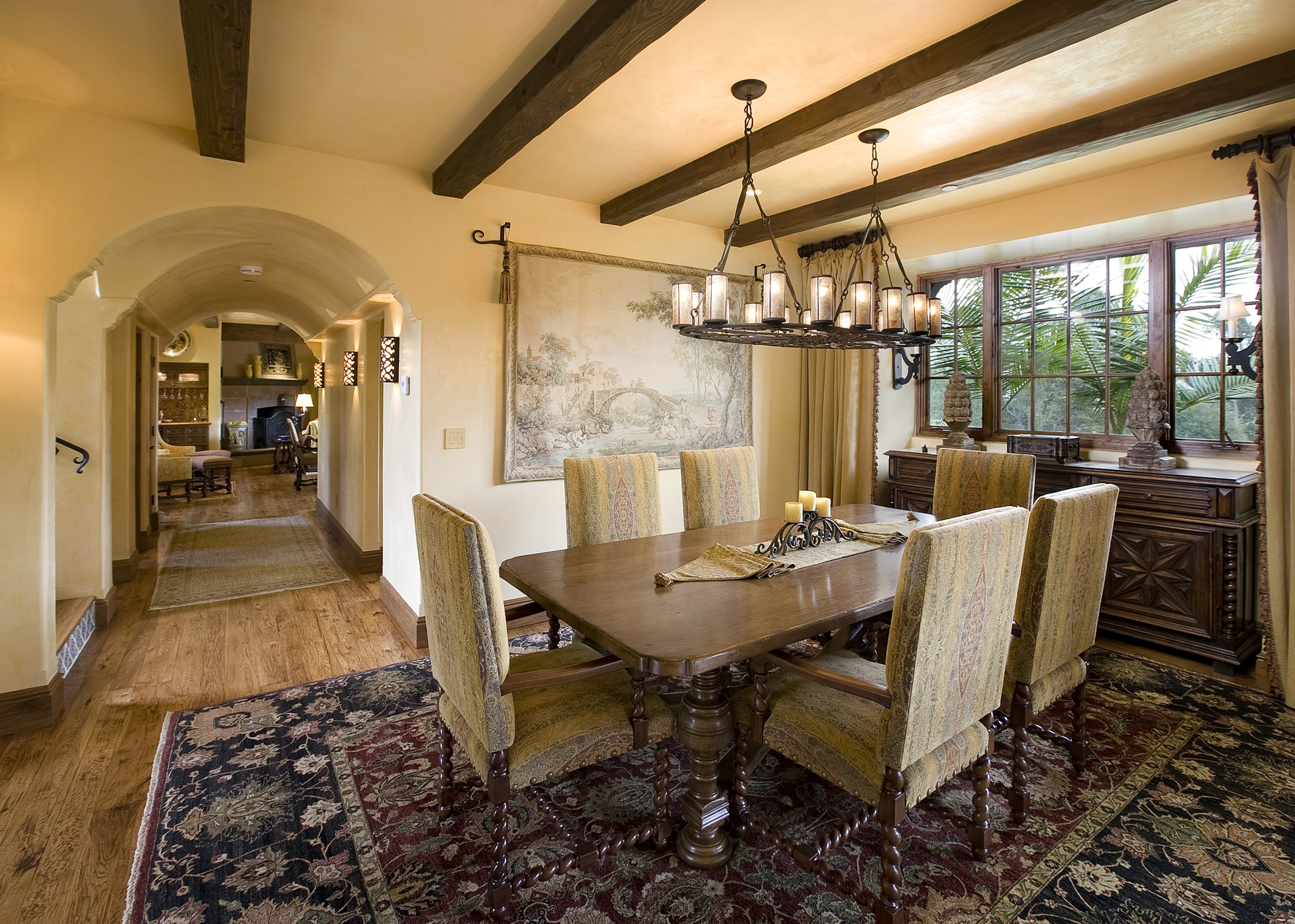 6 Dining Rooms Fit for Holiday Entertaining | HuffPost