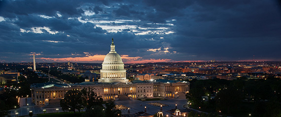U.S. Capitol. (Photo by Architect of the Capitol)