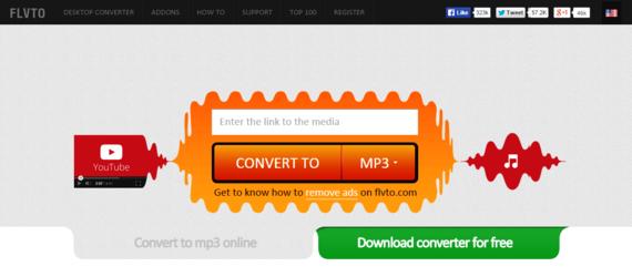 flvto youtube downloader mp3