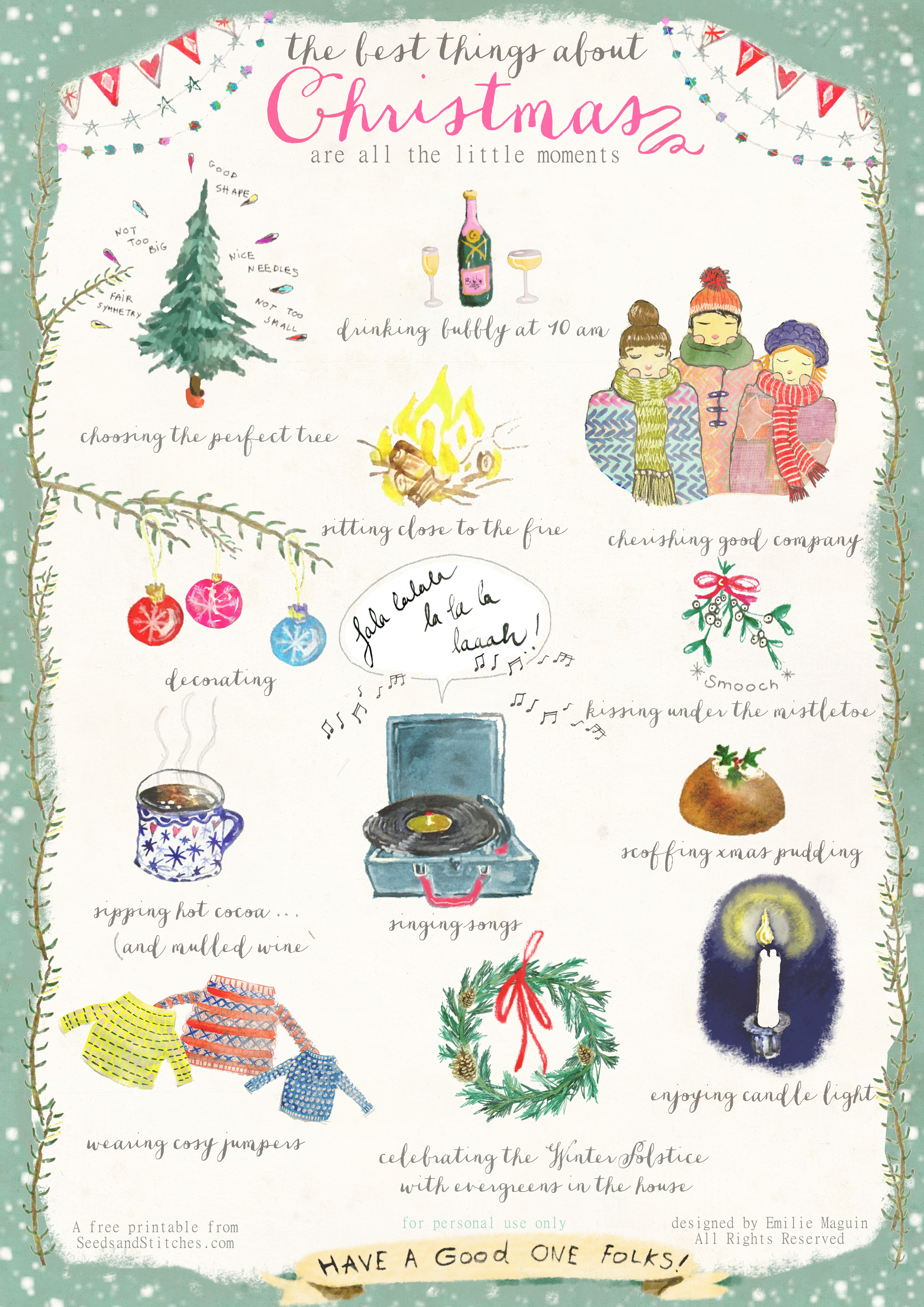 claim back christmas nine ideas for a thrifty less consuming 2014 11 26 xmassp jpg christmas poster