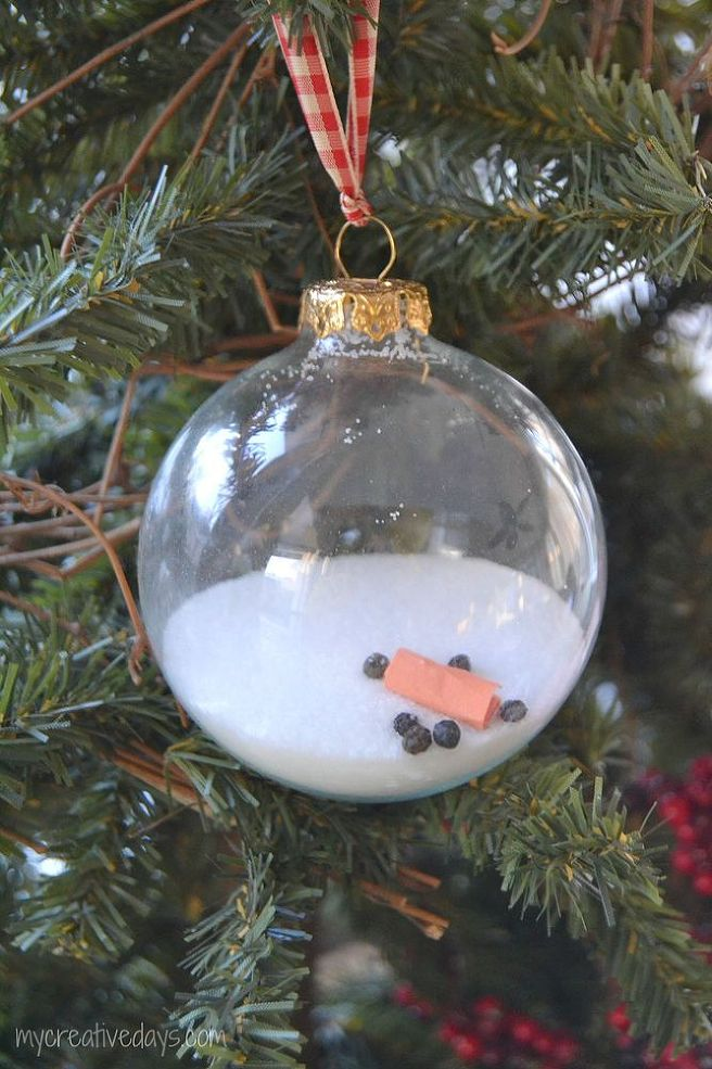 33 Totally Original Diy Ornaments That Win At Christmas