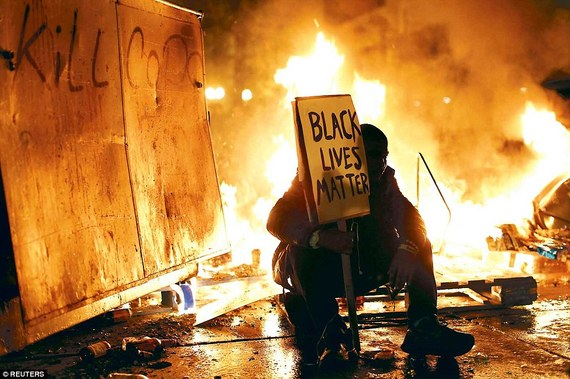 the historical context of the ferguson riots huffpost
