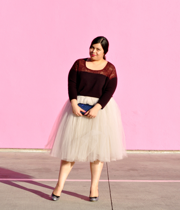 Plus-Size Holiday Fashion: Tutus, Sequins, and Standing Out ...
