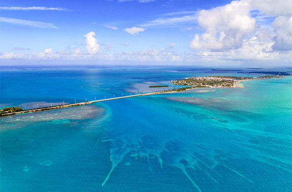 best beach destinations in the florida keys huffpost