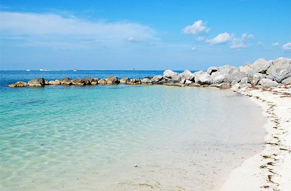Map Of Florida Keys Beaches.Best Beach Destinations In The Florida Keys Huffpost Life