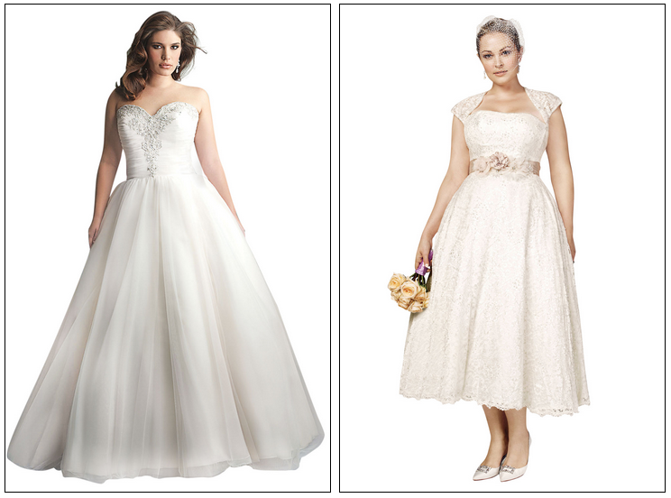 How To Find The Best Wedding Dress For Your Body Type Huffpost Life