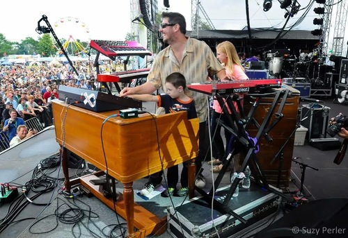 Even Musicians Get Stage Fright: An Interview With