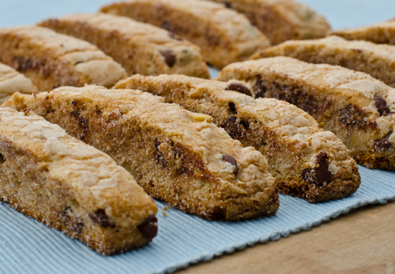 how to make biscotti from scratch
