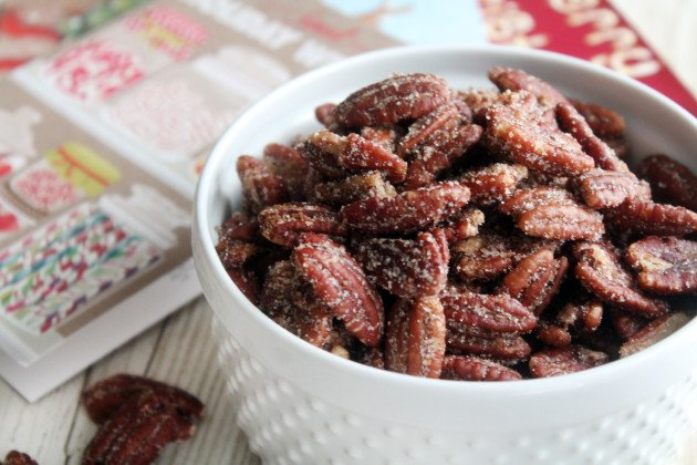 Sugared pecans are a time honored Texas tradition. They've been on ...