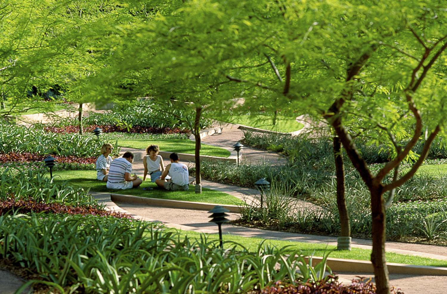 2014 39 s notable developments in landscape architecture for On landscape