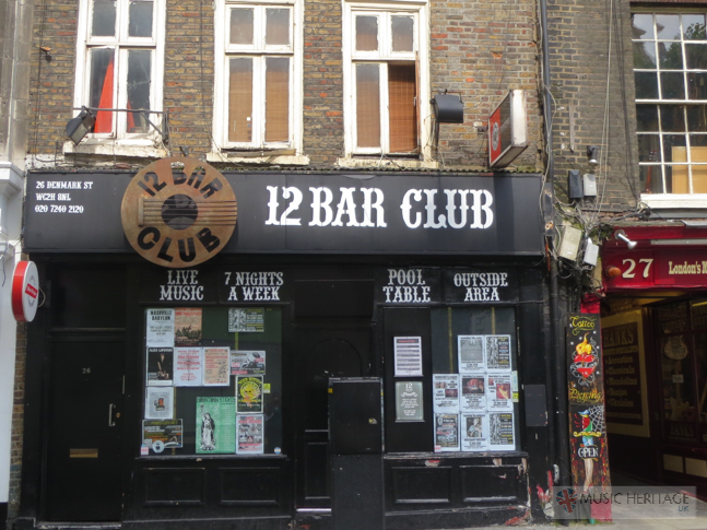 12 bar to shut - NME.com