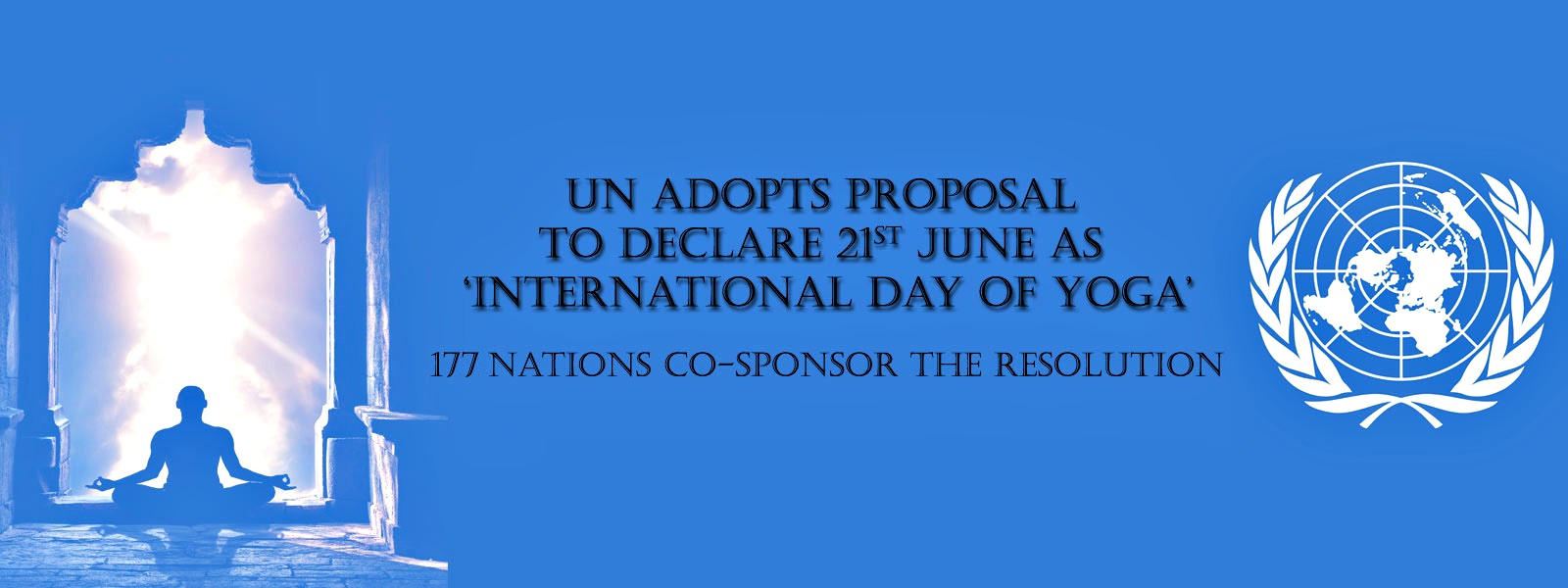 yoga is official united nations adopts international yoga day yoga is official united nations adopts international yoga day
