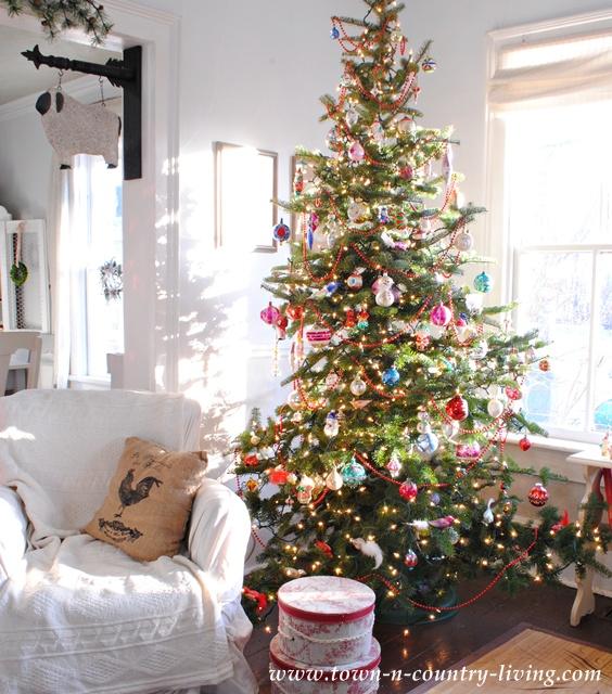 Charlie Brown Type Christmas Tree