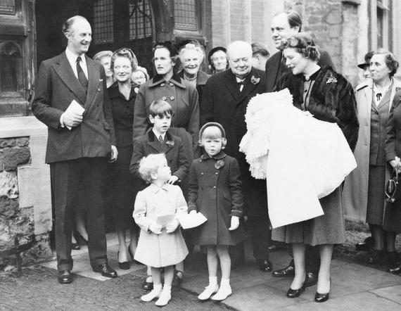 With the Churchills in London | HuffPost