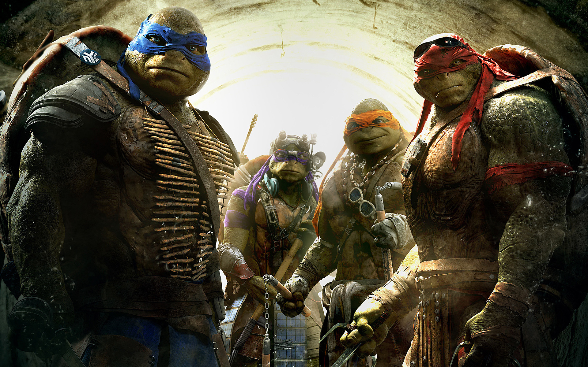 Mutant Ninja Turtles 2014