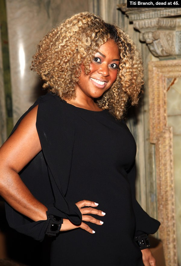 The Passing Of Natural Hair Pioneer Titi Branch Huffpost