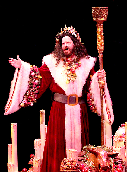 north shore music theaters a christmas carol proves