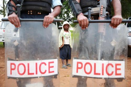Military Police in Beni