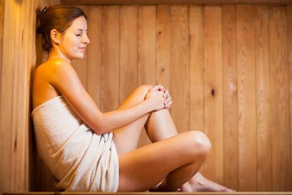 Lesben in der sauna