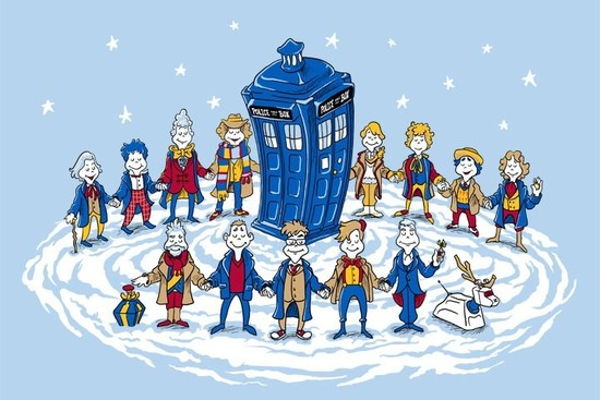 Christmas in Who-ville 2014: A Doctor Who Gift Guide for ...