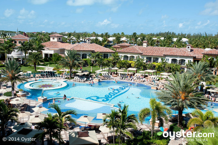 The caribbean 39 s best all inclusive resorts for families for Best all inclusive family beach resorts