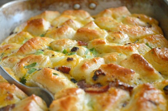 Get the Christmas Morning Casserole recipe on Food Fanatic now!