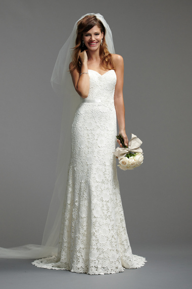 hair style on wedding the 25 most pinned wedding dresses of 2014 huffpost 5012
