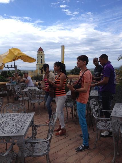 Images An American In Cuba -- Part II 4 Cuba travels