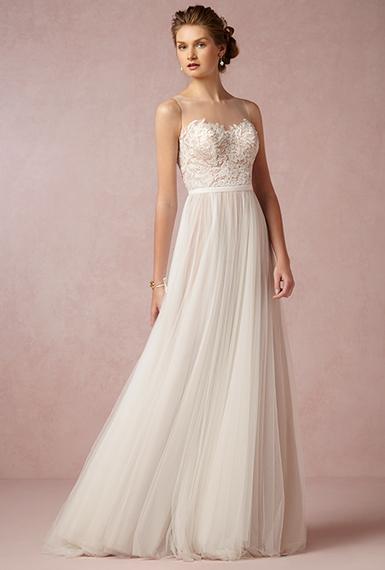 10 Wedding Dresses We Love For Under 1 000 Huffpost