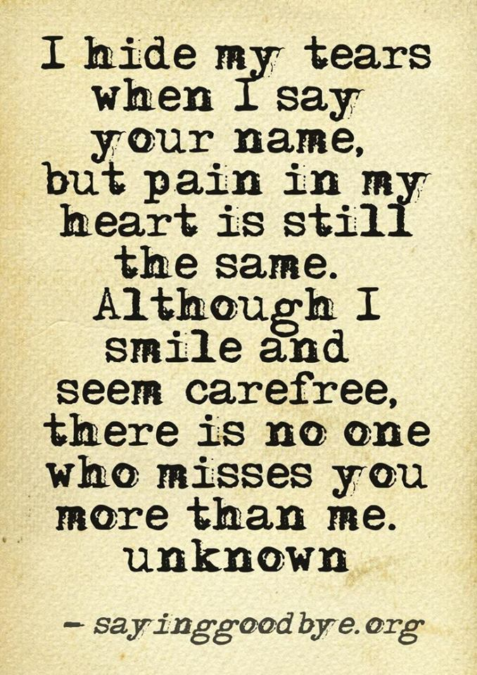 Baby I Miss You Sad Quotes: One Stocking Missing