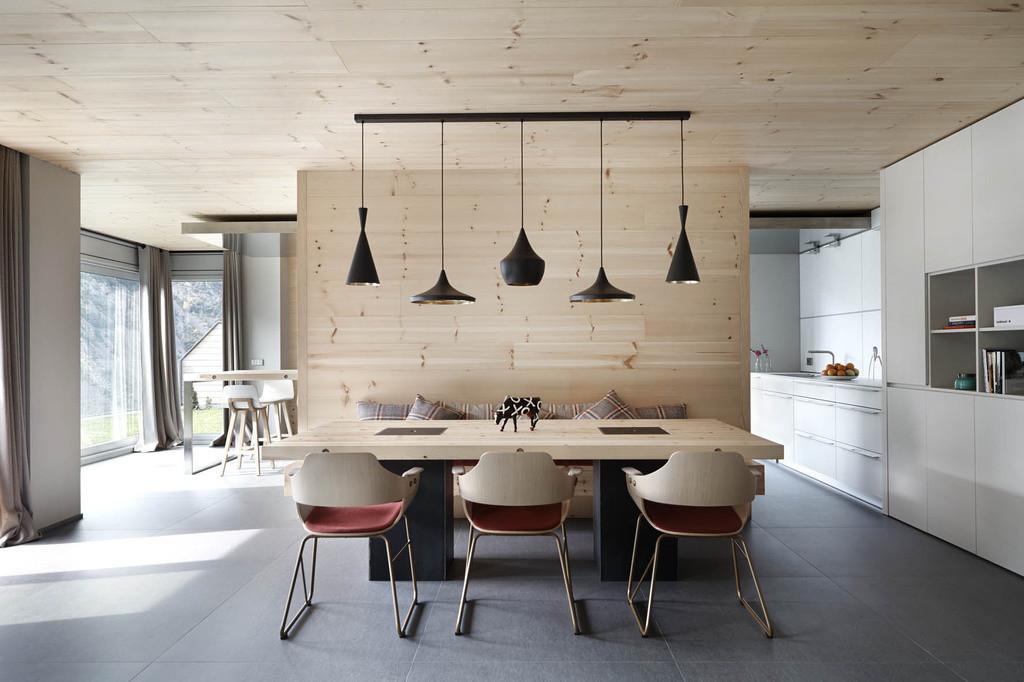 Wunderbare chalets - Coblonal arquitectura ...