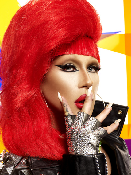 interview with jodie harsh  the  drag  queen of england