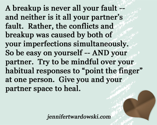 Break A To Relationship A Fix How After