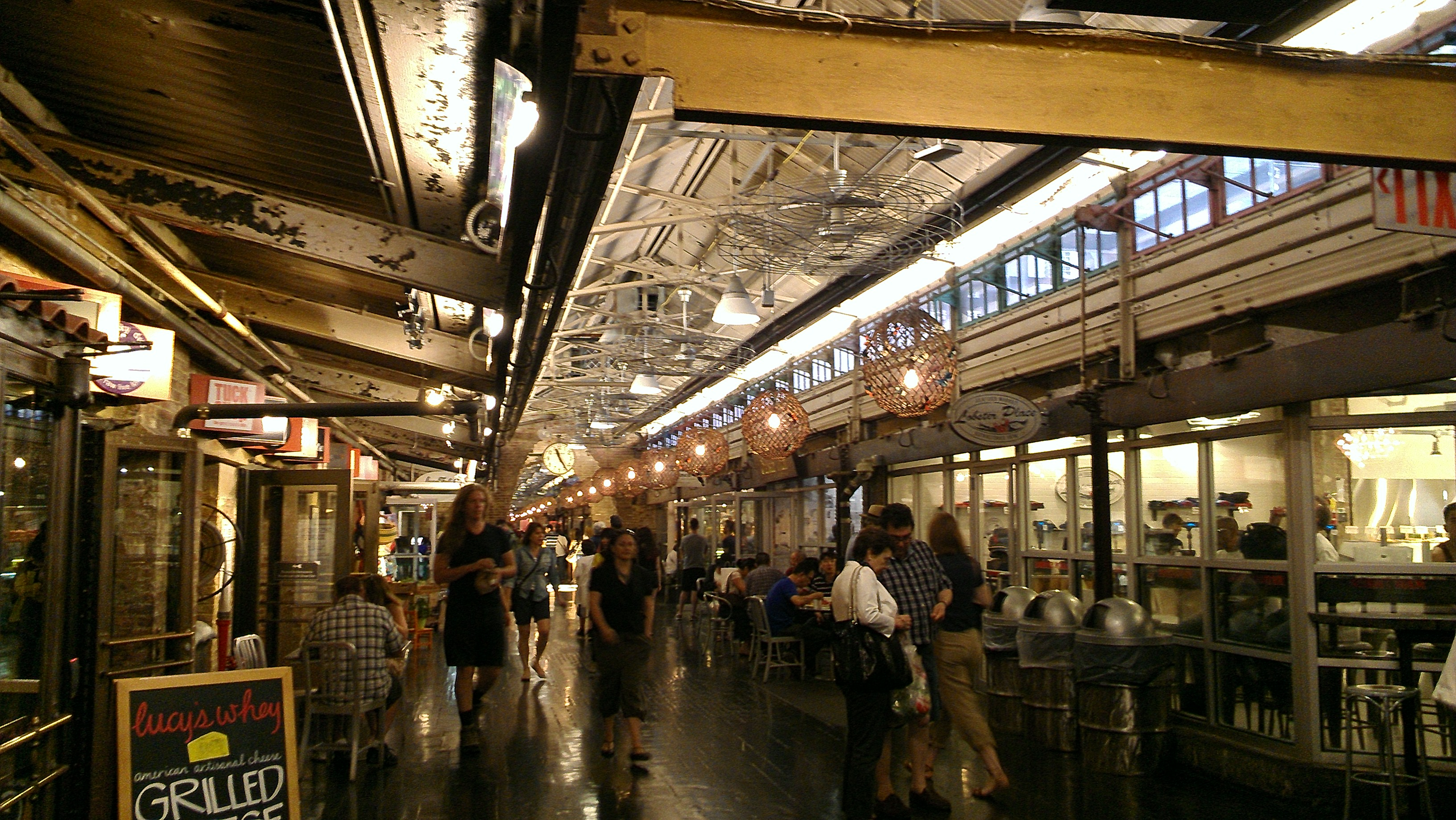 Best Food In Chelsea Market Nyc
