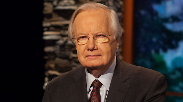This week PBS stations around the country will broadcast the final segment of Moyers & Company, Bill Moyers' provocative, groundbreaking interview show. - 2014-12-31-BillMoyersphoto