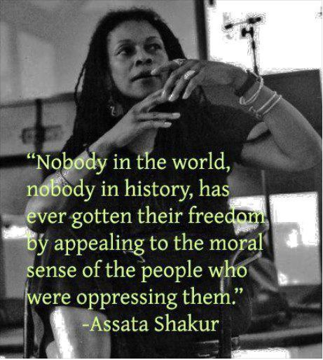Assata Shakur: How I Learned To Stop Worrying And Love Being A Radical