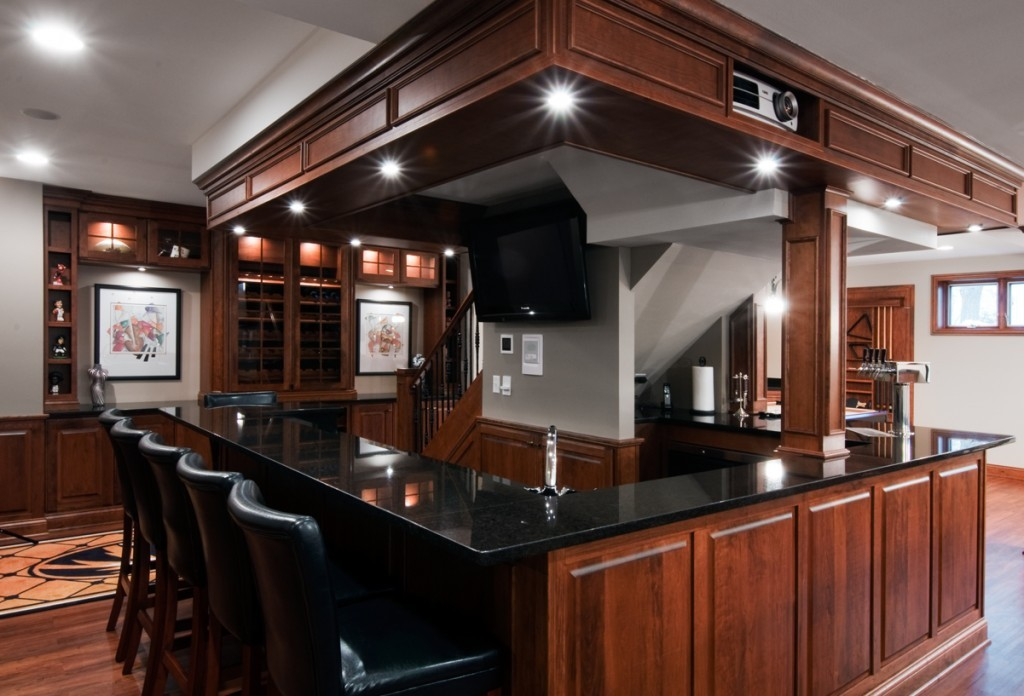 Top Home Bars For New Years Eve Huffpost