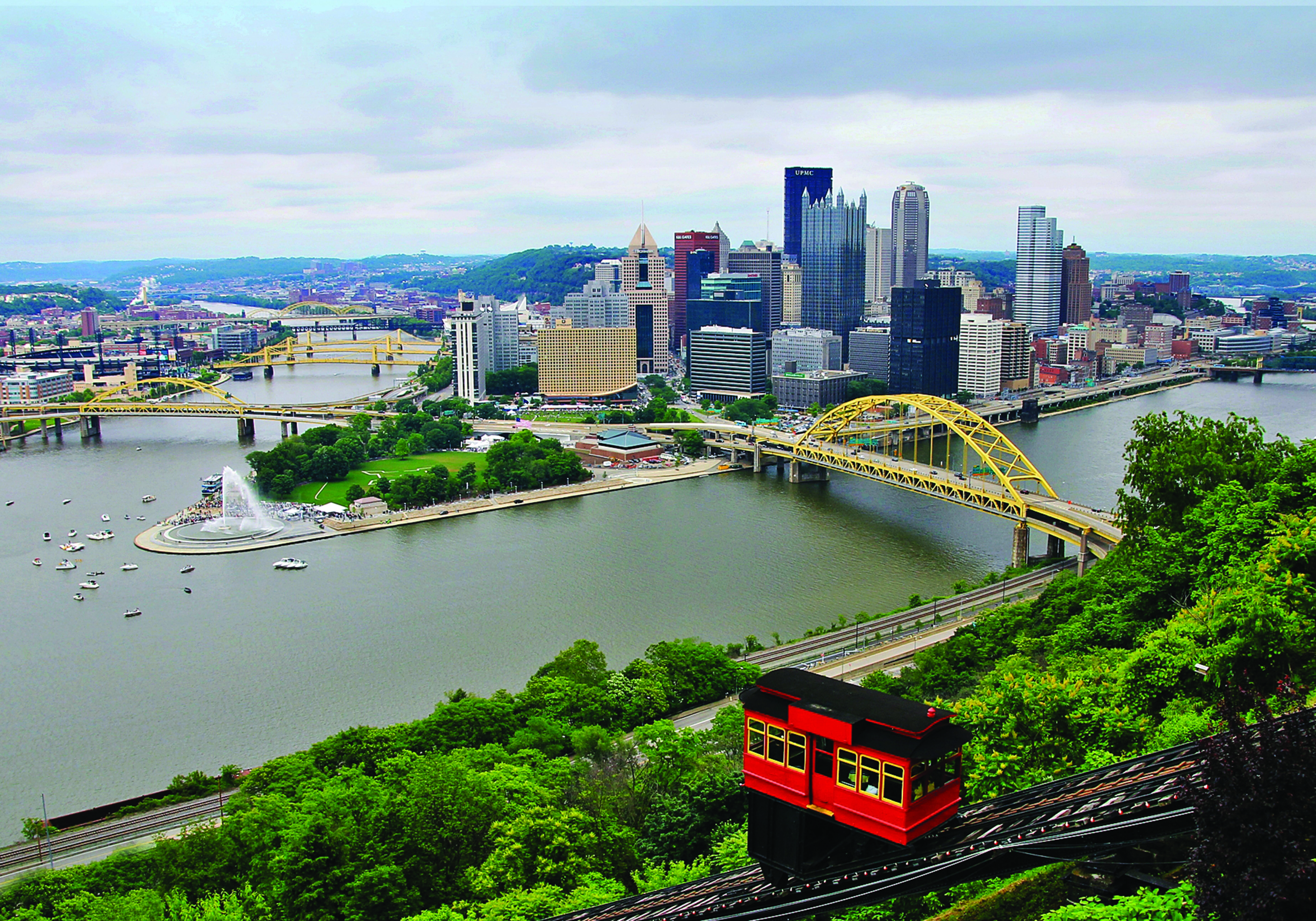 Hotels Close To Downtown Pittsburgh
