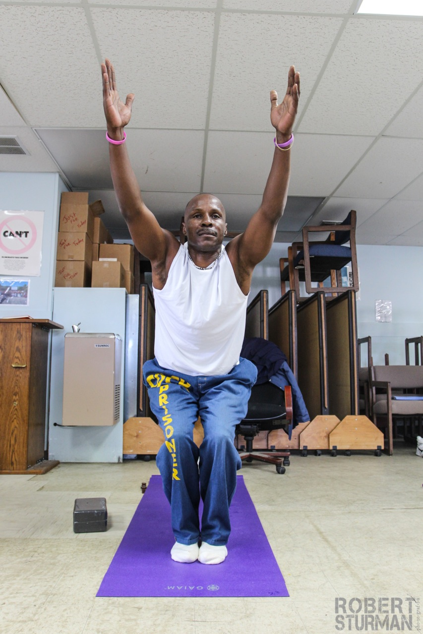 Prison Yoga Is Helping Inmates Transcend Their Cells: The State Of Yoga Service: Looking Forward Through 2015