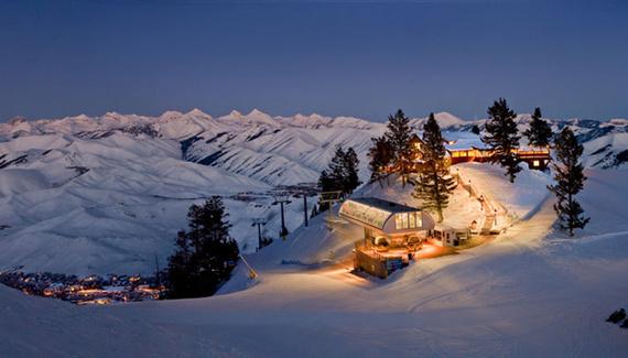 5 Dreamy Us Ski Resorts Huffpost Life
