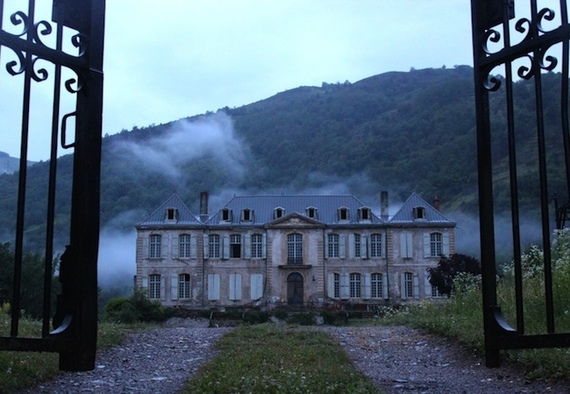 Abandoned French Castle Fixer Upper