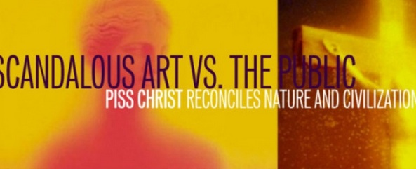 Censorship And Art - Piss Christ